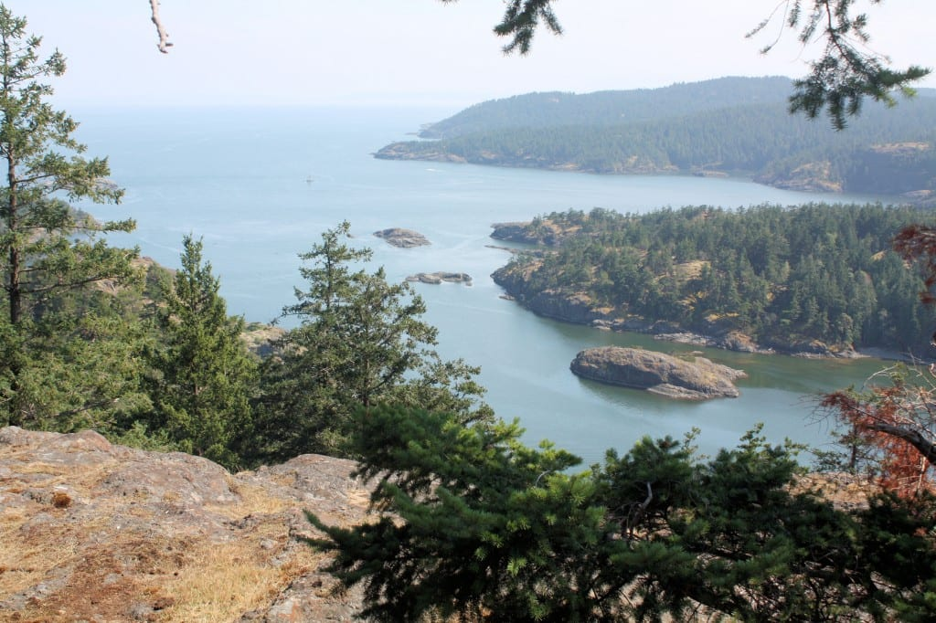 Jedediah Island Camping